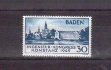 GERMANY Baden 1949 Engineer Conf MLH