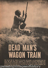 Dr. William Keil - Dead Man's Wagon Train To Pacific Coast+Blankenship,Holbrook,