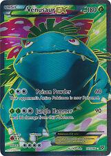 Pokemon XY Venusaur EX 141/146 Holo Full Art Ultra Rare Card