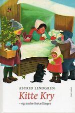 Buch Astrid Lindgren DÄNISCH, Kitte Kry, Kajsa Kavat, Saltkrokan, Bullerbü11