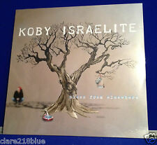 Koby Israelite - blues from elsewhere NEW IN WRAP Vinyl LP Jazz Jewish Rock
