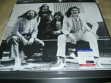 Black Sabbath Bill Ward HUGE Signed Autographed 16x20 Photo PSA Certified #1