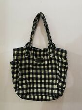 Auth Marc By Marc Jacobs Gingham Tote Bag