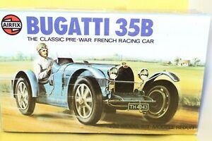 Airfix 1.32 Bugatti 35B - Unbuilt Kit