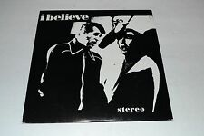 I Believe~Ron and George Jeffries~Private Press~Springfield Oregon~FAST SHIPPING