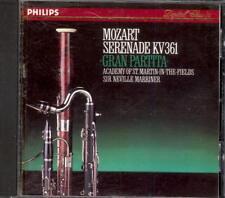 "MOZART - Serenade 10 ""Gran Partita"" - Neville MARRINER - Philips"