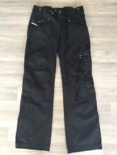 diesel denim division Men's Sz 31 / 34 100% cotton 93243 black