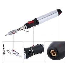 HT-1937 Flame Butane Gas Soldering Iron 12ML Filling Capacity Pen Torch Tool