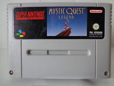 SNES Spiel - Mystic Quest Legend (PAL) (Modul)