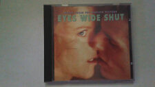 "ORIGINAL SOUNDTRACK ""EYES WIDE SHUT"" CD STANLEY KUBRICK 13 TRAC BANDA SONORA OST"