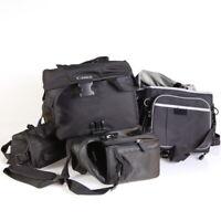 Grabbag 10 Assorted Medium Cases 1-Canon 1-Nikon Guaranteed 20x12x12 - EX
