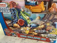 Thomas & Friends Track Master Cave Collapse Set with Motorized Thomas The Train