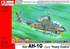 AZ Model 1/72 Bell AH-1G Huey Cobra Early Version # 74016