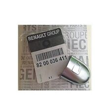 Genuine Renault Espace, Megane & Scenic N/S Chrome Door Lock Cover 8200036411