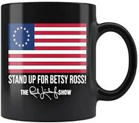 Stand Up For Betsy Ross Rush Limbaugh Coffee Mug