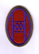 WWII - 30th INF. DIVISION OD BORDER (Reproduction)