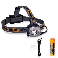 HI/LO Beam Headlamp Fenix HP25R CREE XM-L2 U2 LED 1000LM USB Charging + Battery