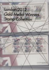 LONDON 2012 OLYMPIC GOLD MEDAL WINNERS - Full Set of 63 Covers