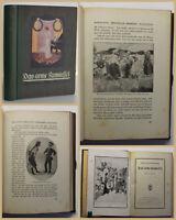 Gyldensteen Das arme Komtessel 1914 Belletristik Frauenroman Literatur sf