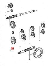Genuine PORSCHE 911 Turbo Gear Wheel Pair 1st Gear 93030290105