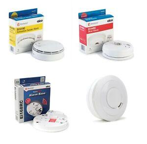 Aico Ei144RC / Ei141RC / Ei650 / Ei168RC RadioLink Base / Heat Smoke Alarm