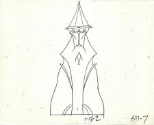 A Cosmic Christmas 1977 Animation ALIEN MAGI Hand Drawn Pencil CBC Television
