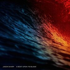 Jason Sharp-A boat upon its BLOOD VINILE LP + mp3 NUOVO