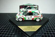 1997 TOYOTA COROLLA WRC *1000 Lakes* Rally - Finland 1:43 VITESSE