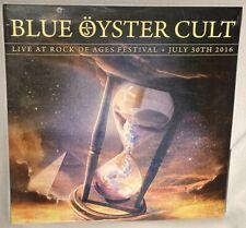 LP BLUE OYSTER CULT Live at Rock of Ages 2016 (180g Vinyl, FR LP1079) NEW MNT SS