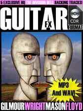 Pink Floyd Division Bell High Quality Backing Tracks David Gilmour Guitar Jam CD