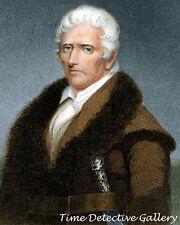 Frontiersman Daniel Boone by J.W. Berry - Historic Art Print