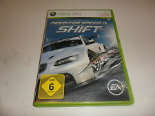 XBox 360  Need for Speed: Shift
