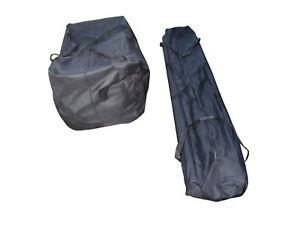 XXL Linkage Bag Camping Awning Poles Bag Tent Bag 120 x 45x40 cm