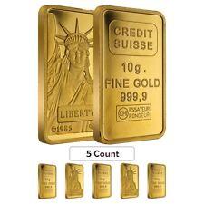 Gold Bullion Bars for sale | eBay
