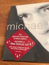 MICHAEL BUBLE - Michael Bublé (special Christmas Ltd Edit) Enhanced 2CD