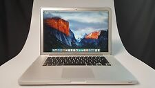 "Apple MacBook Pro 15.4"" Laptop 2.3 - 3.3 Ghz  i7 ~ 16GB RAM ~ 1TB SSHD~ Warranty"