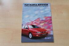 76073) Fiat Marea Bipower Prospekt 12/1999
