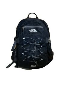 The North Face Borealis Backpack Bag Travel rucksack Weekend Carry On Black