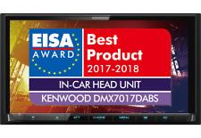 "KENWOOD  DMX7017DABS Monitor Mechaless da 7,0"" con Bluetooth, radio DAB e Smartp"