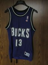 VINTAGE GLENN ROBINSON MILWAUKEE BUCKS JERSEY SIZE MEN'S 36 NBA CHAMPION