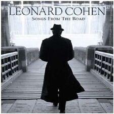 "LEONARD COHEN ""SONGS FROM THE ROAD"" 2 CD NEU"
