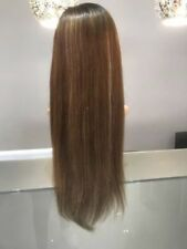 Full Lace Ombré Straight Wigs & Hairpieces