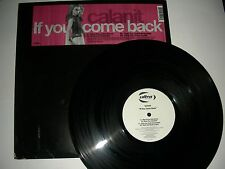 "Dance 12"" Calanit  If You Come Back (Mike Rizzo / Chris Cox Mixes) Ultra NM 2003"