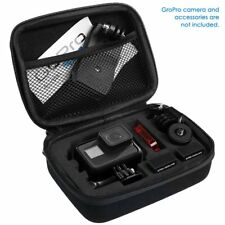Protective Carry Case For GoPro Hero 5 With Lens Screen Protector Cap New