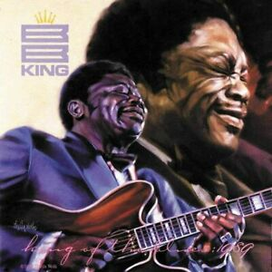 BB KIng - King Of The Blues: 1989 (2002) CD NEW