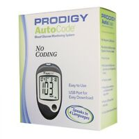 AutoCode Glucose Meter,Easy to use No Coding required