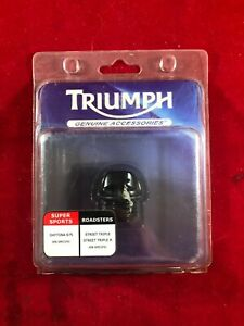 Triumph Billet Oil Filler Cap Black A9610126 FREE SHIPPING