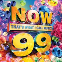 NOW THATS WHAT I CALL MUSIC 99 (Various Artists) 2 CD SET (23rd March 2018)