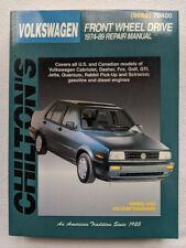 Chilton Repair Manual Volkswagen Front Wheel Drive 1974-1989, 70400, 8663