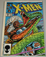 Uncanny X-Men #223, VF/NM 9.0, Storm, Wolverine, Rogue, Longshot, Havok